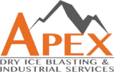 Equipment Cleaning Experts: Northern Ohio | Apex Dry Ice Blasting - logo